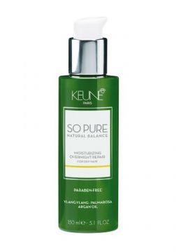 Keune So Pure Moisturizing Overnight Repair - Tratamento -