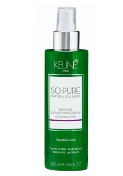 Keune So Pure Recover Conditioner Spray - Leave-in - 200ml