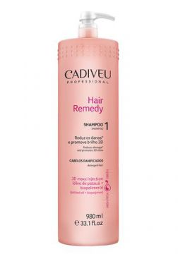 Cadiveu Hair Remedy - Shampoo - 980ml