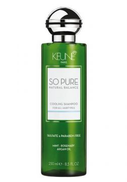 Keune So Pure Cooling - Shampoo de Limpeza - 250ml
