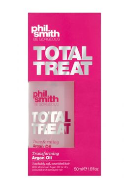 Phil Smith Total Treat Argan Oil - Protetor Térmico - 50ml