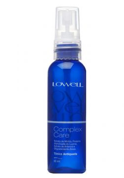 Lowell Complex Care Mirtilo - Tonico Antiqueda - 60ml