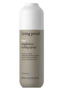 Living Proof No Frizz Weightless Styling Spray - Spray Mode
