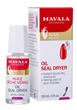 Oil Seal Dryer Mavala - Óleo Secante - 10ml