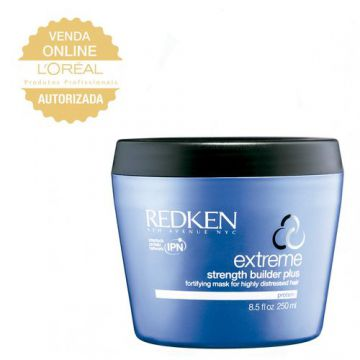 Redken Extreme Strength Builder Plus - Máscara de Reconstru