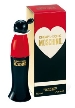 Cheap And Chic Moschino - Perfume Feminino - Eau de Toilett
