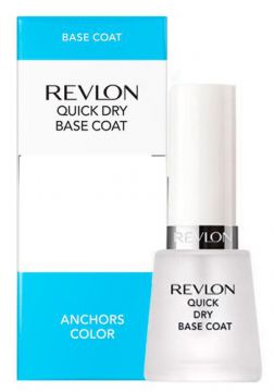 Base para Unha - Revlon Quick Dry Base Coat - 14,7ml