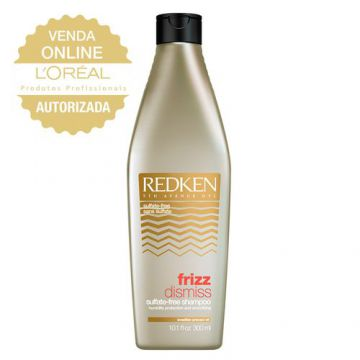 Redken Frizz Dismiss - Shampoo Anti-Frizz - 300ml