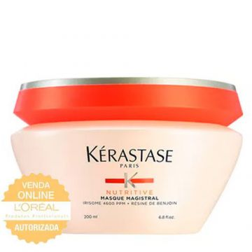 Kérastase Nutritive Masque Magistral - Máscara de Tratament