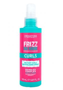 Creightons Frizz No More Instant Curls Revitalising Spray -