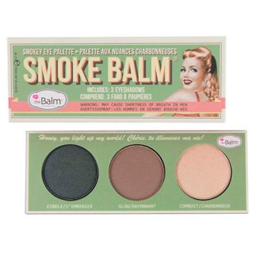 Smoke Balm The Balm - Paleta de Sombras