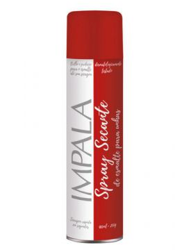 Spray Secante Impala - Spray Secante de Esmalte - 400ml