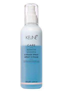 Keune Care Keratin Smooth 2-Phase Spray Leave-in Bifásico -