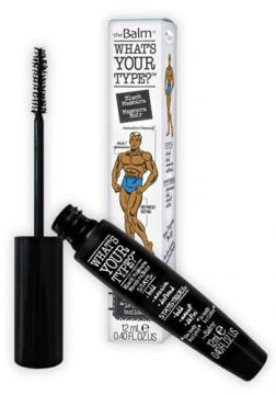 What s Your Type The Body Builder The Balm - Máscara para C