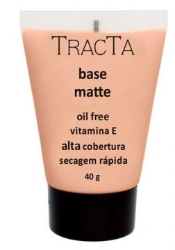 Base Facial Matte Tracta Oil Free