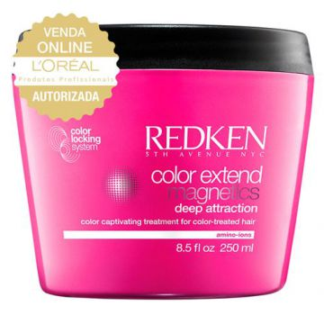 Redken Color Extend Magnetics Deep Attraction - Máscara Cap