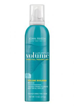 John Frieda Luxurious Volume Building Mousse - Finalizador