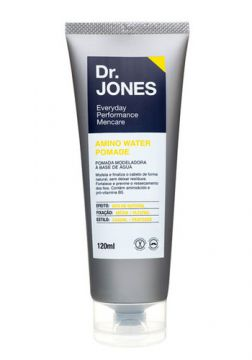 Dr. Jones Amino Water Pomade - Pomada Modeladora à Base de