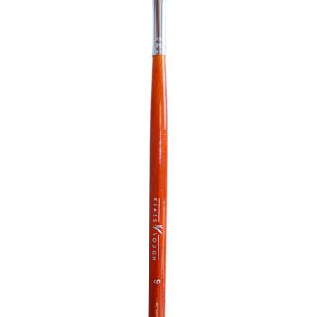 Pincel Chanfrado para Delinear Klass Vough - Pincel Profiss