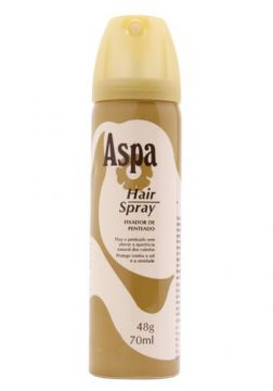 Aspa Hair Spray - Fixador de Penteado