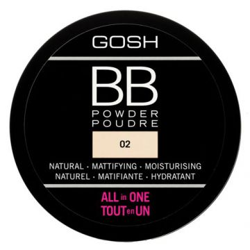Pó Facial Gosh Copenhagen - BB Powder