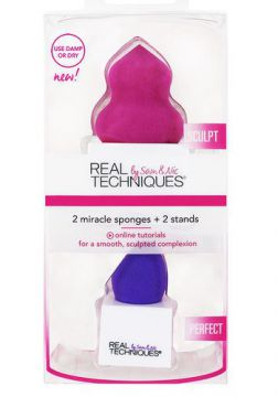 Miracle Eponges Real Techniques - Kit Minis Esponjas