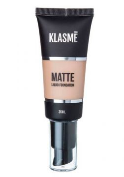 Base Líquida Klasme - Matte Liquid Foundation