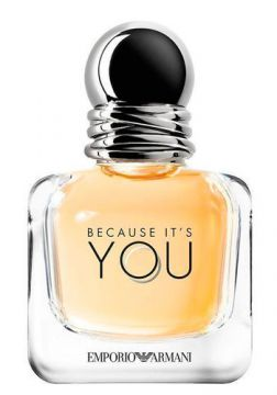 Because its You She Giorgio Armani Perfume Feminino - Eau d