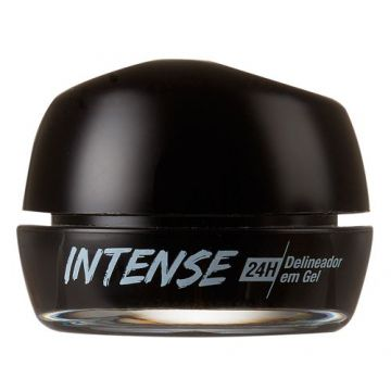 Delineador em Gel RK By Kiss - Intense - Preto
