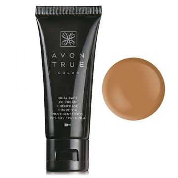 CC Cream FPS 50 True Color 30ml - Escuro