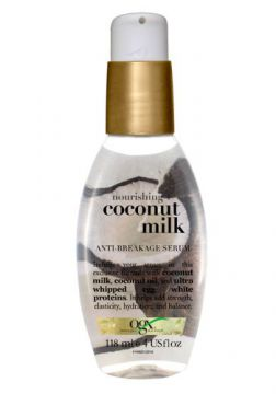 Sérum Capilar OGX - Coconut Milk Anti-breakage Sérum - 118m