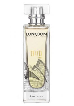 Travel Sidney For Women Lonkoom - Perfume Feminino - Deo Co