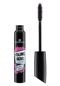 Máscara Volume Hero Preto Poderoso Essence - Black