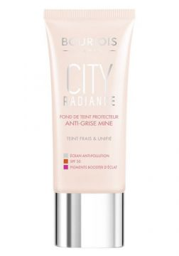 Base Líquida Bourjois - City Radiance