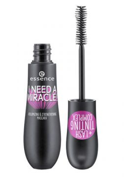 Máscara I Need a Miracle Volumizing & Strengthening - Black