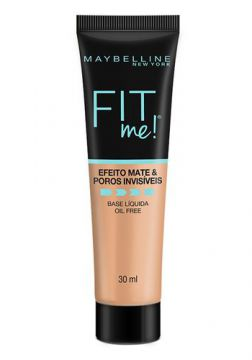Fit Me! Maybelline - Base Líquida