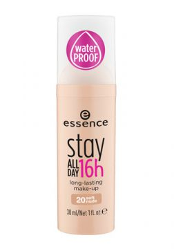 Base Líquida Essence - Stay All Day 16h