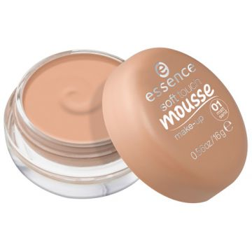 Base Cremosa Essence - Soft Touch Mousse