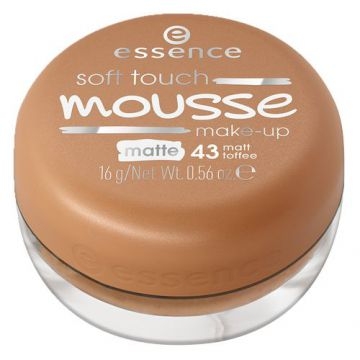 Base Facial Essence - Soft Touch Mousse Make-Up