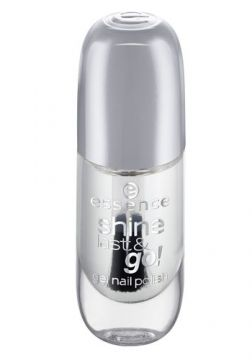 Esmalte Essence - Shine Last e Go Gel Nail Polish Tons Vari