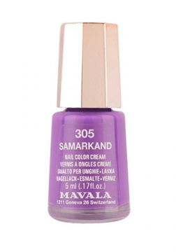 Esmalte Cremoso Mavala Mini Color 5ml Tons de Lilás