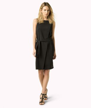 JILLIAN ENVELOPE DRESS