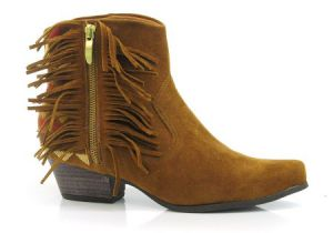 Bota Country Suzzara Caramelo