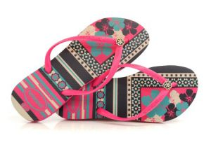 Chinelo Havaianas Slim Thematic