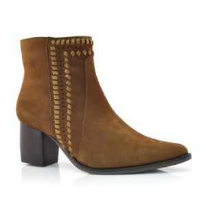 Ankle Boot Feminino Suzzara