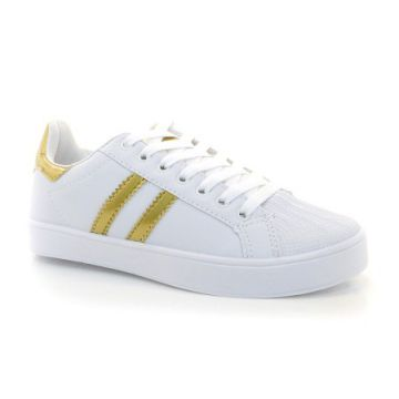 Tênis Casual Vanscy Superstar