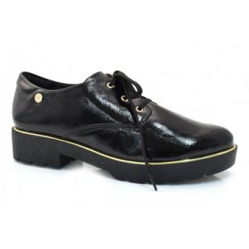 Oxford Preto Feminino Quiz - 69-55104