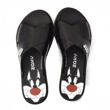 Chinelo Slide Zaxy Looney Tunes - 17762