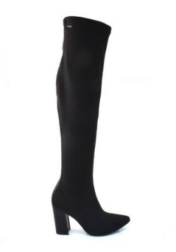 Bota Over Knee De Salto Alto Dakota - B9652