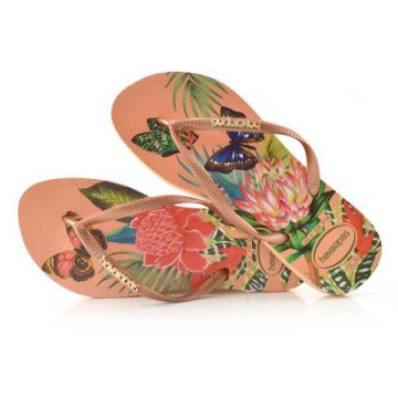 671018dace Chinelo Havaianas Slim Tropical - S.tropical18 19